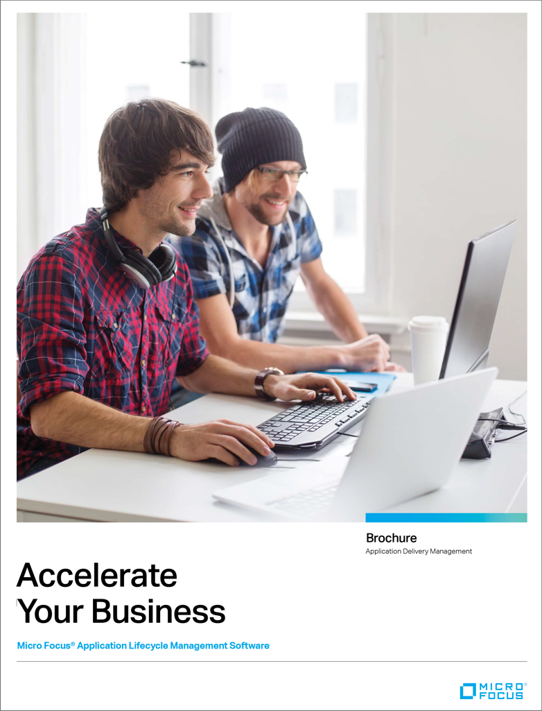 Accelerate Your Business - ALM Brochure preview