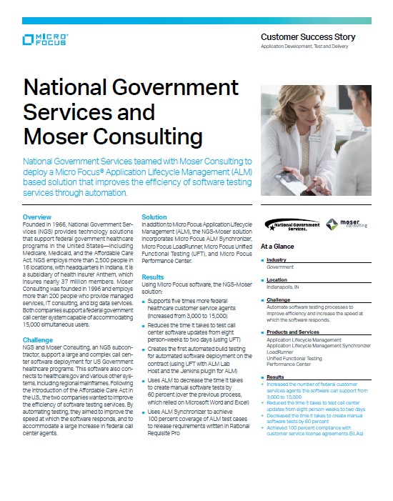 ALM Supports Federal Government Healthcare Solutions Provider preview