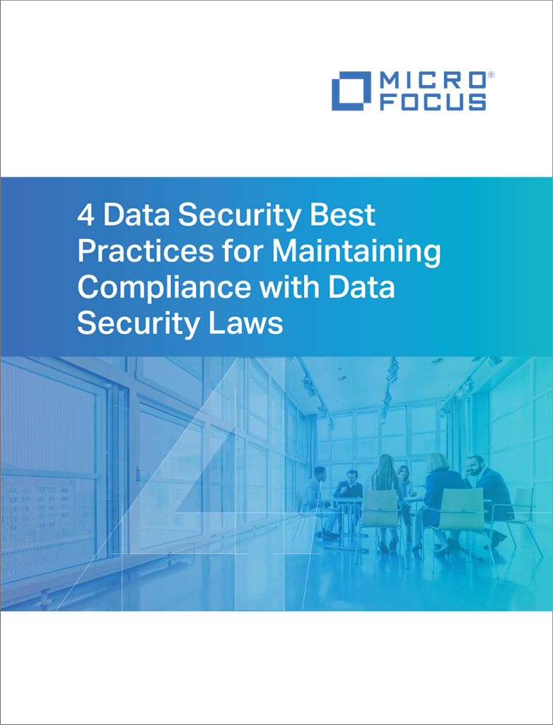 4 Data Security Best Practices for Maintaining Compliance with Data Security Laws preview