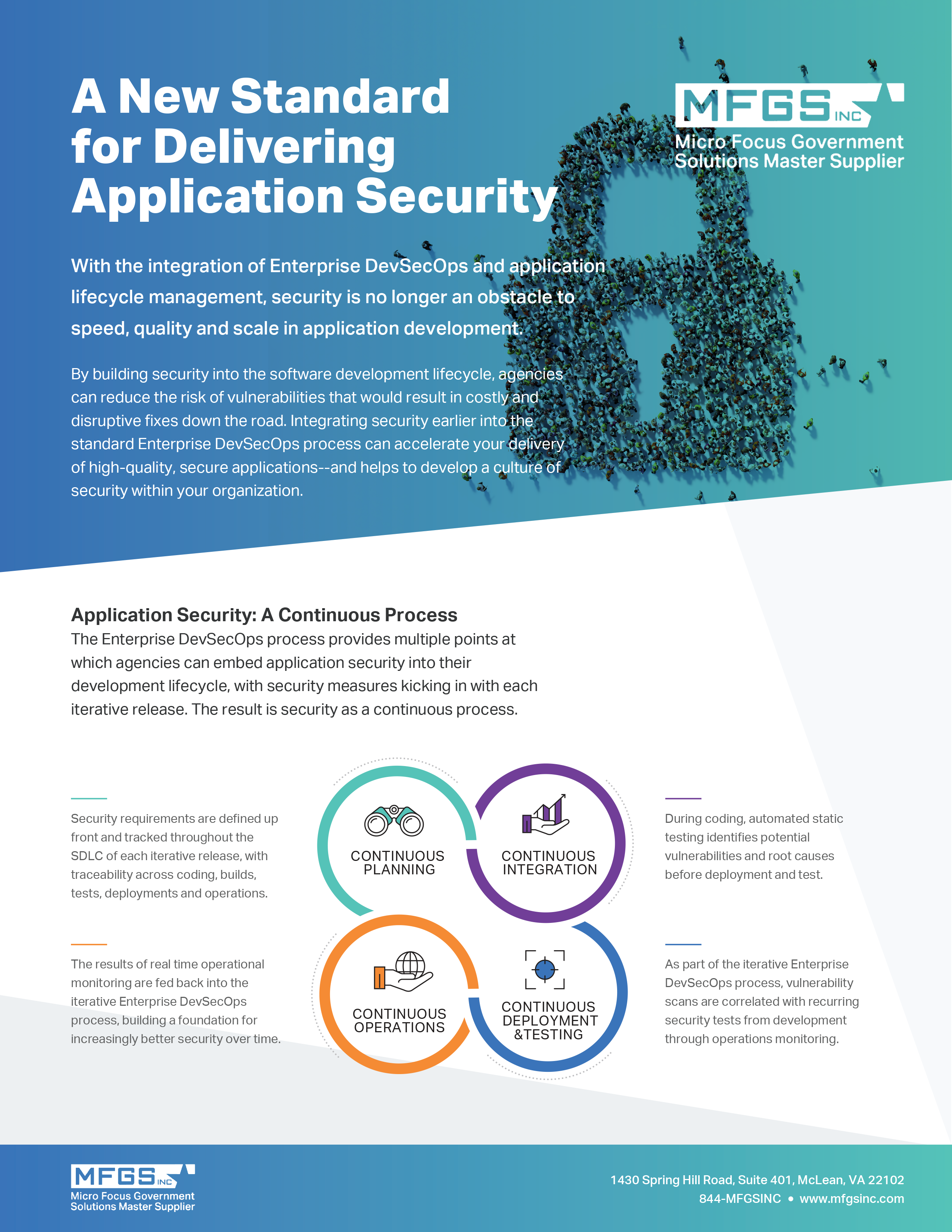 A New Standard for Delivering Application Security preview