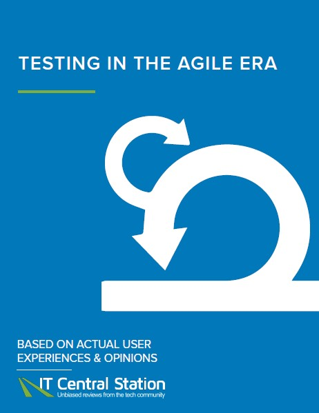 Testing Tools in the Agile Era preview