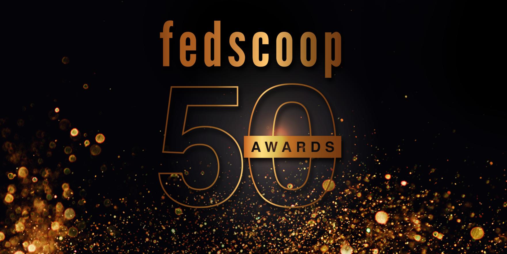 Fedscoop 50 Nominee