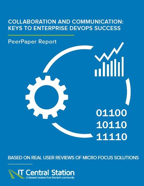 Collaboration and Communication Keys to Enterprise DevOps Success preview