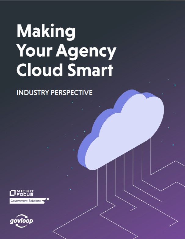 Making Your Agency Cloud Smart - GovLoop white paper preview