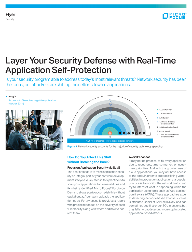 Layer Your Security Defense with Real-Time Application Self-Protection preview